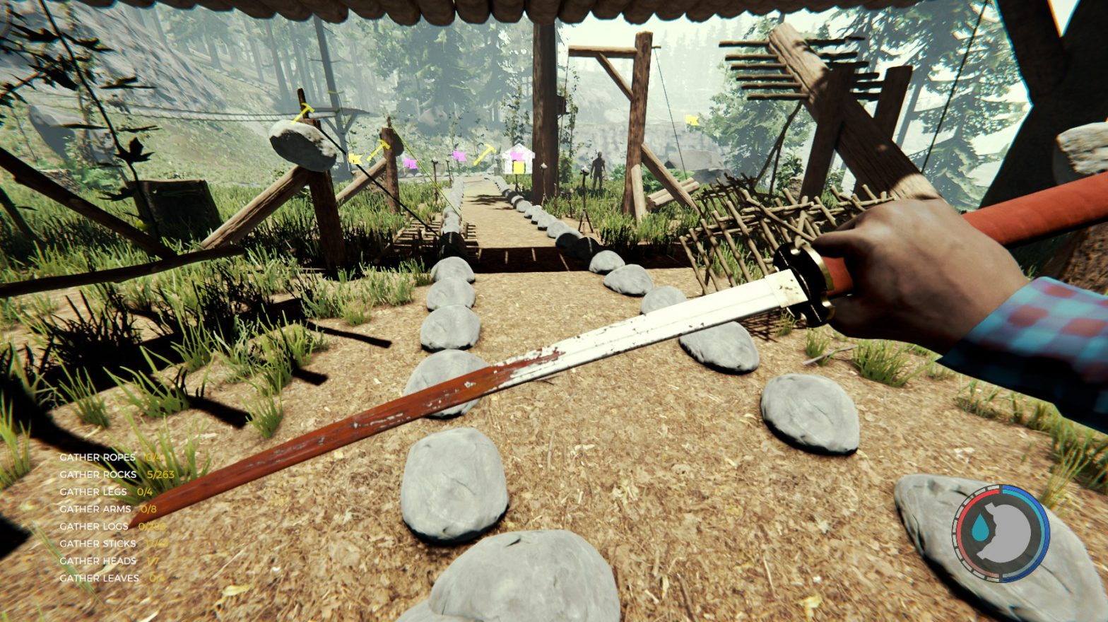 New Dedicated Mythiot Server – The Forest